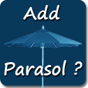 Why Not Add a Parasol
