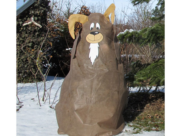Click to view product details and reviews for Fleece Goat Cover.