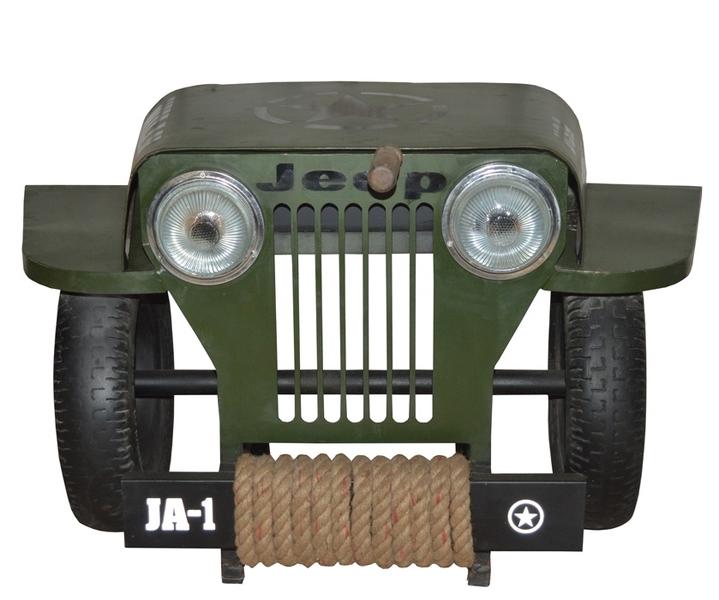 Indian Jeep BBQ