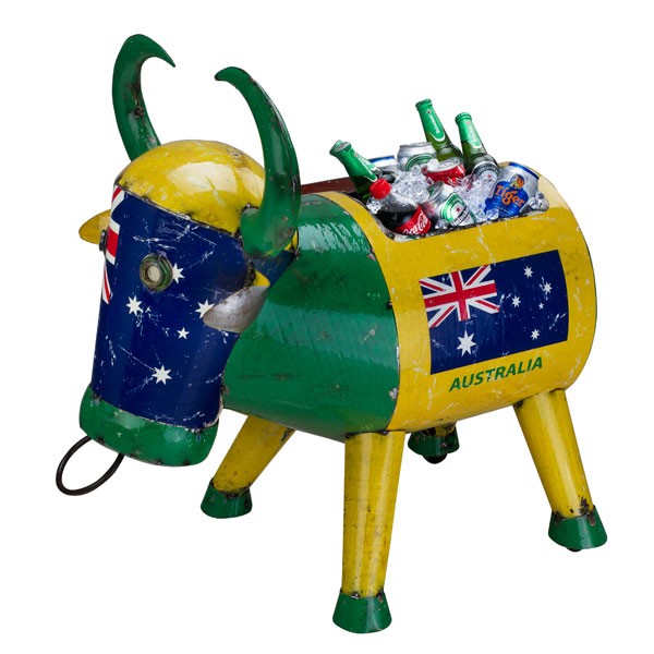 Click to view product details and reviews for Bruce The Bull Cooler Australia Ex Display.