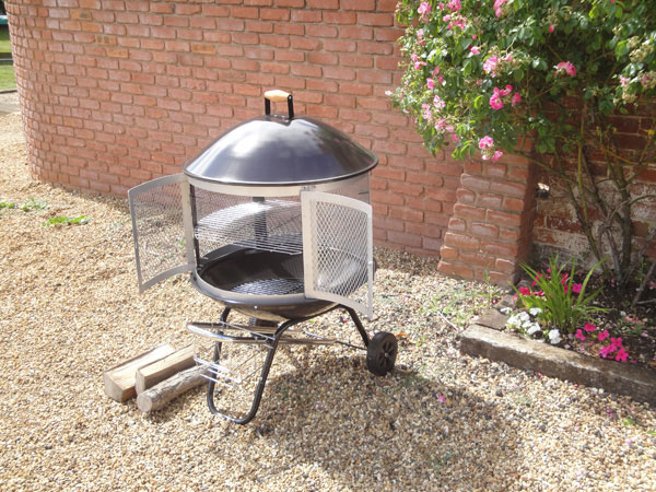 Click to view product details and reviews for Autumn Steel Fire Pit.