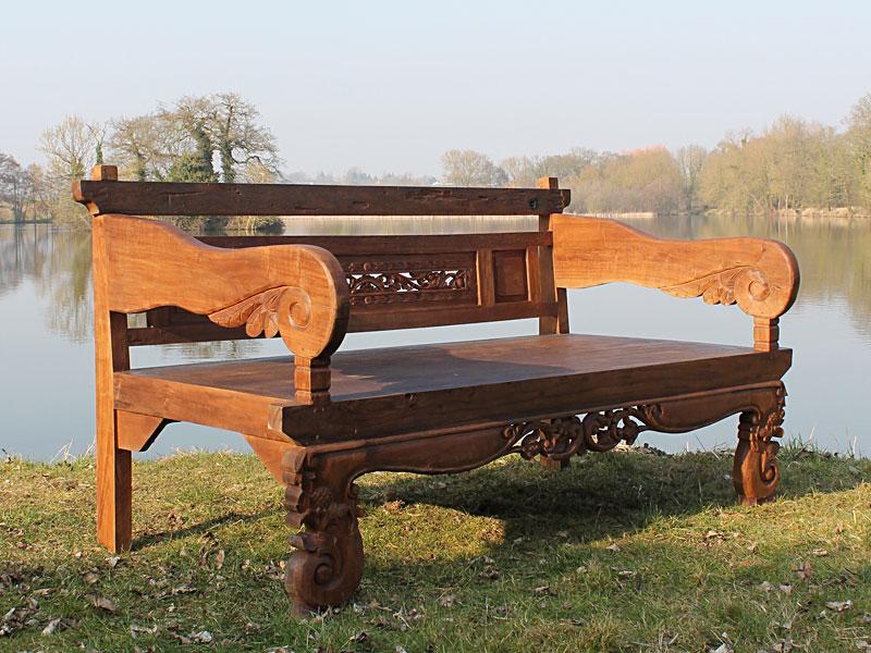 buy bali bench large online. Black Bedroom Furniture Sets. Home Design Ideas