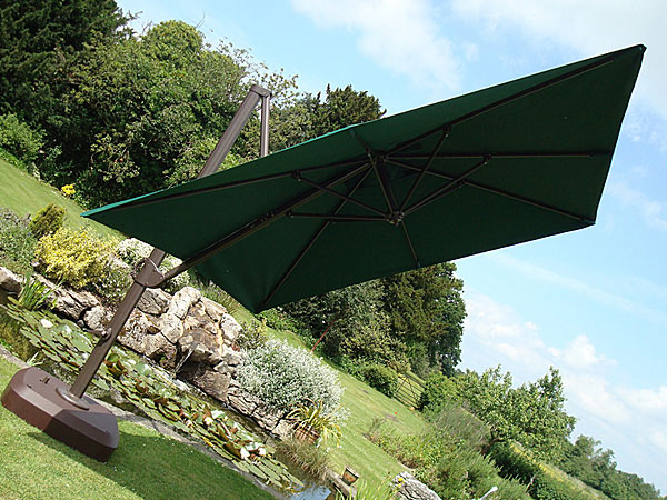 Click to view product details and reviews for Cantilever Parasol Cover 300cm Square Canopy.