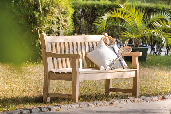 Buy darwin 18m bench fsc certified online for Outdoor furniture darwin