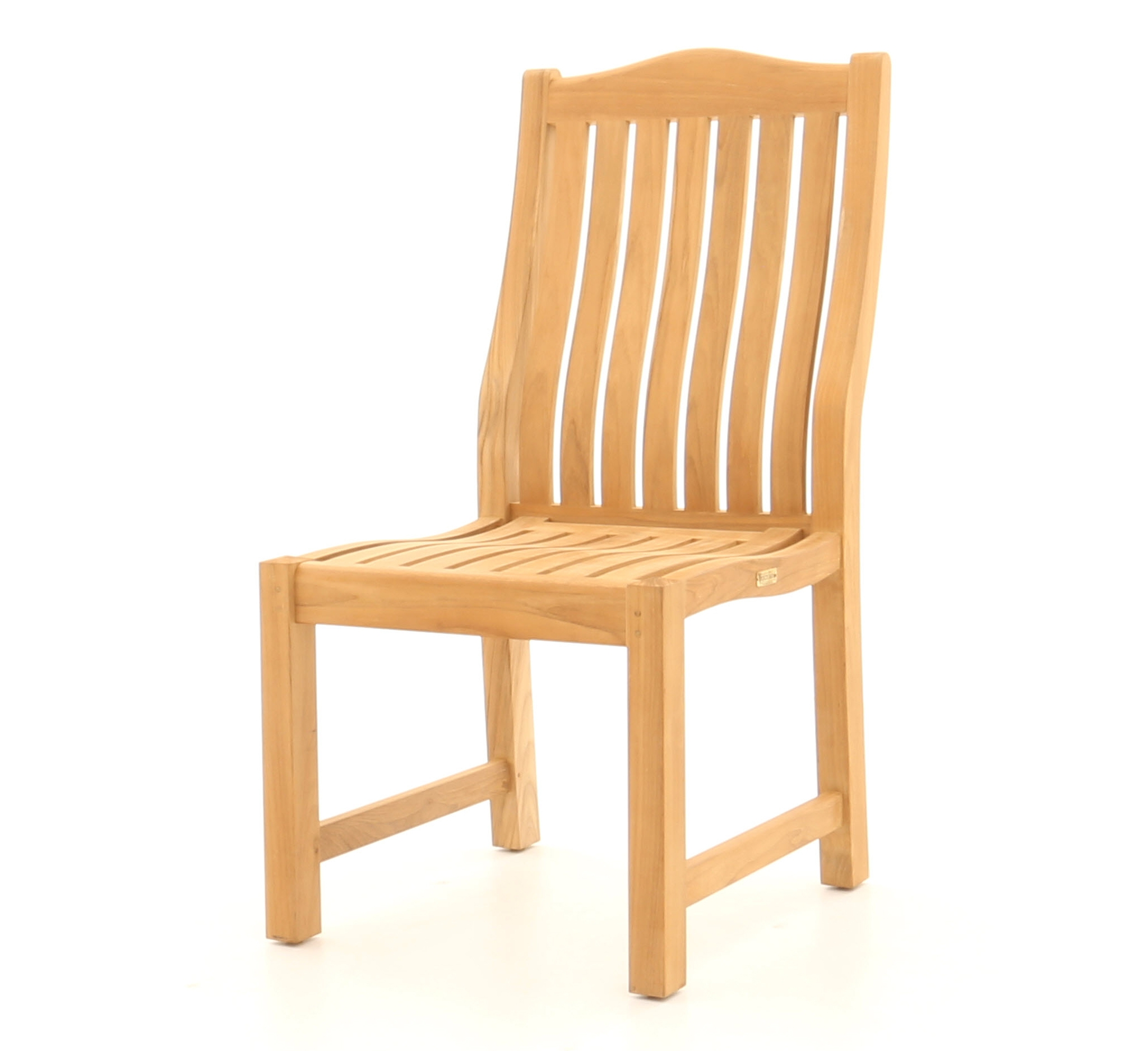 Click to view product details and reviews for Malvern Teak Diner Chair.