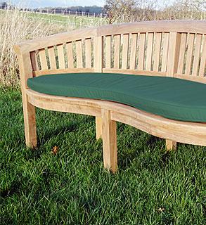 garden furniture centre outdoor cushion for 150cm half. Black Bedroom Furniture Sets. Home Design Ideas