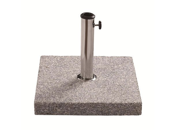 Click to view product details and reviews for Parasol Base Burnt Stone Effect 40kg.