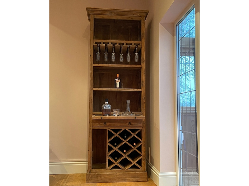 Reclaimed Drinks Cabinet