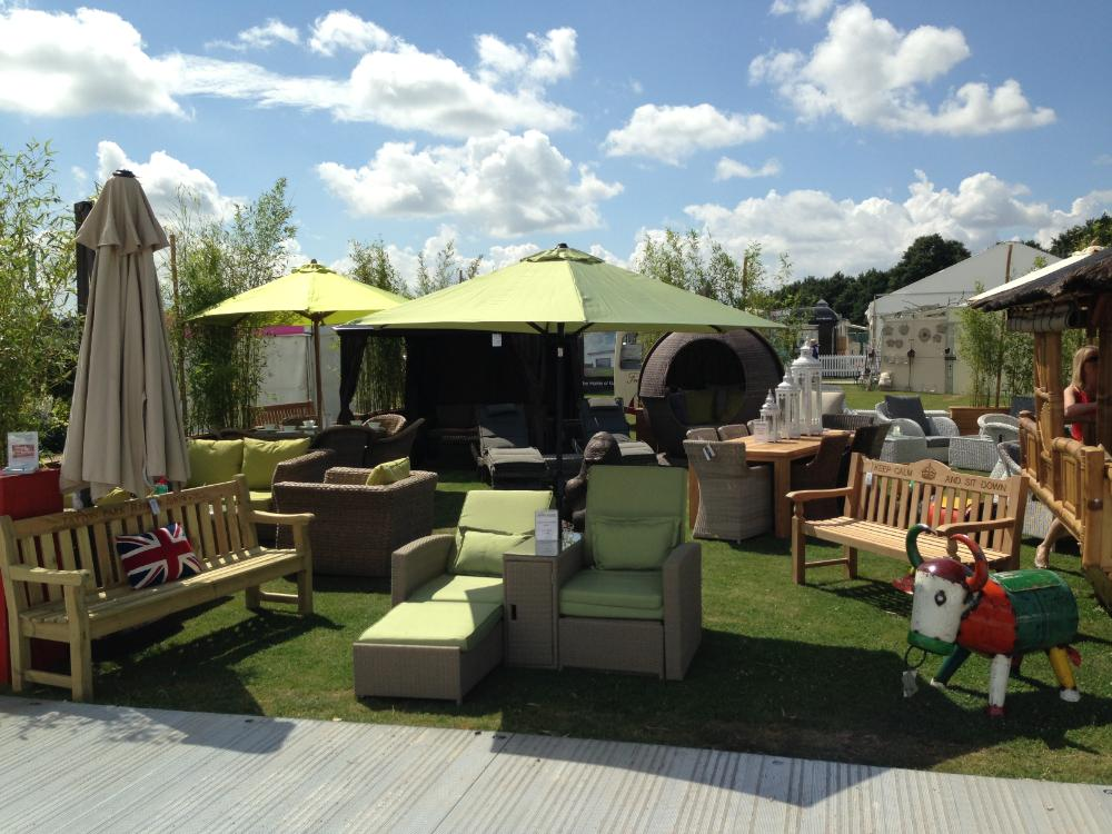 High quality, outdoor garden furniture from The Garden Furniture Centre