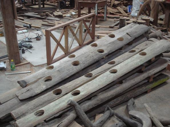 Reclaimed Teak Furniture How It S Made