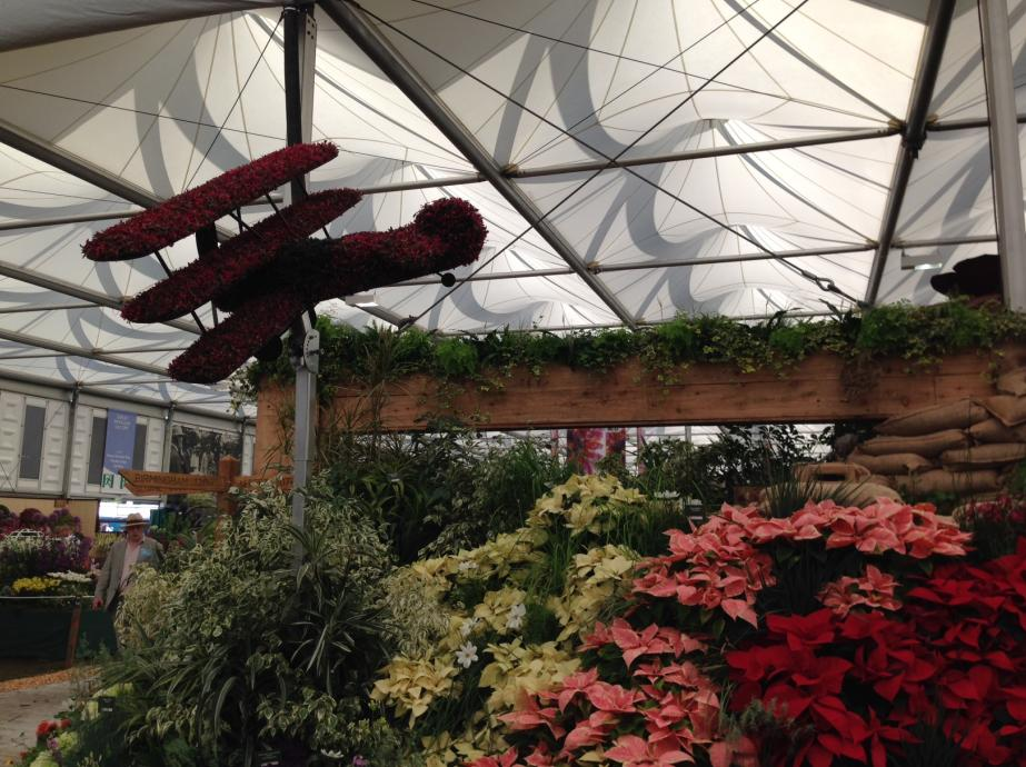 Aeroplane-the garden furniture centre