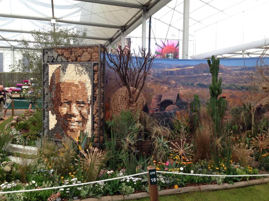 Nelson Mandela Garden