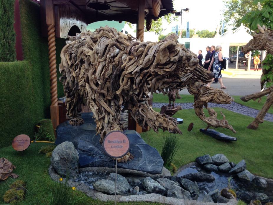 wood-bear