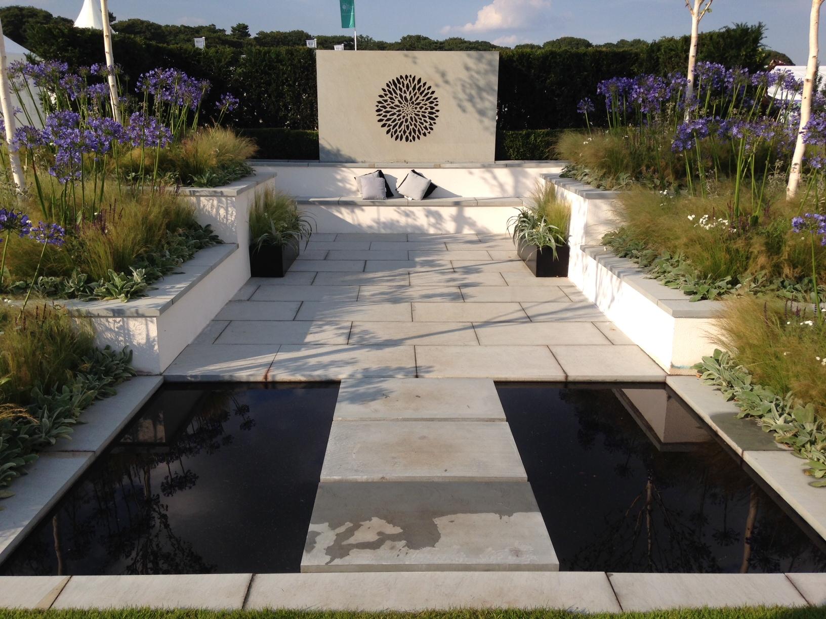 100 Years On Garden at Tatton Park