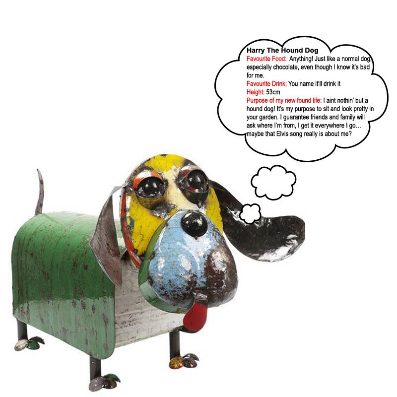 Harry dog - The Garden furniture Centre