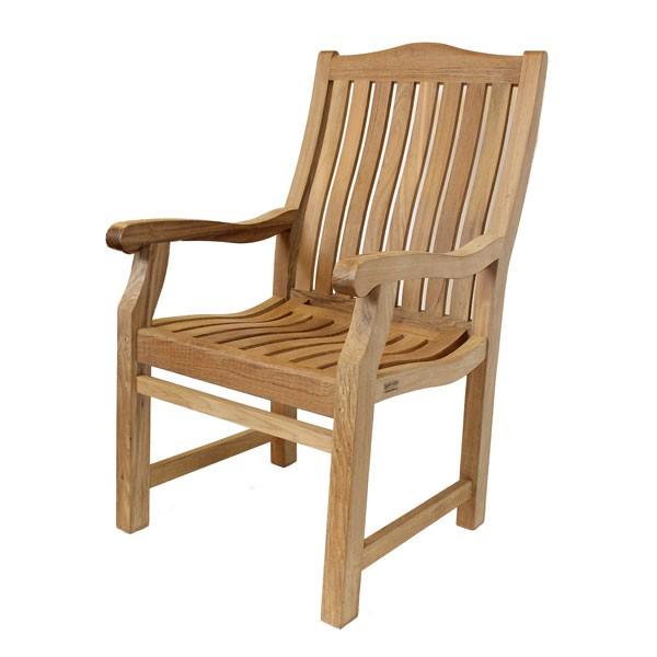 Malvern armchair- The Garden Furniture Centre