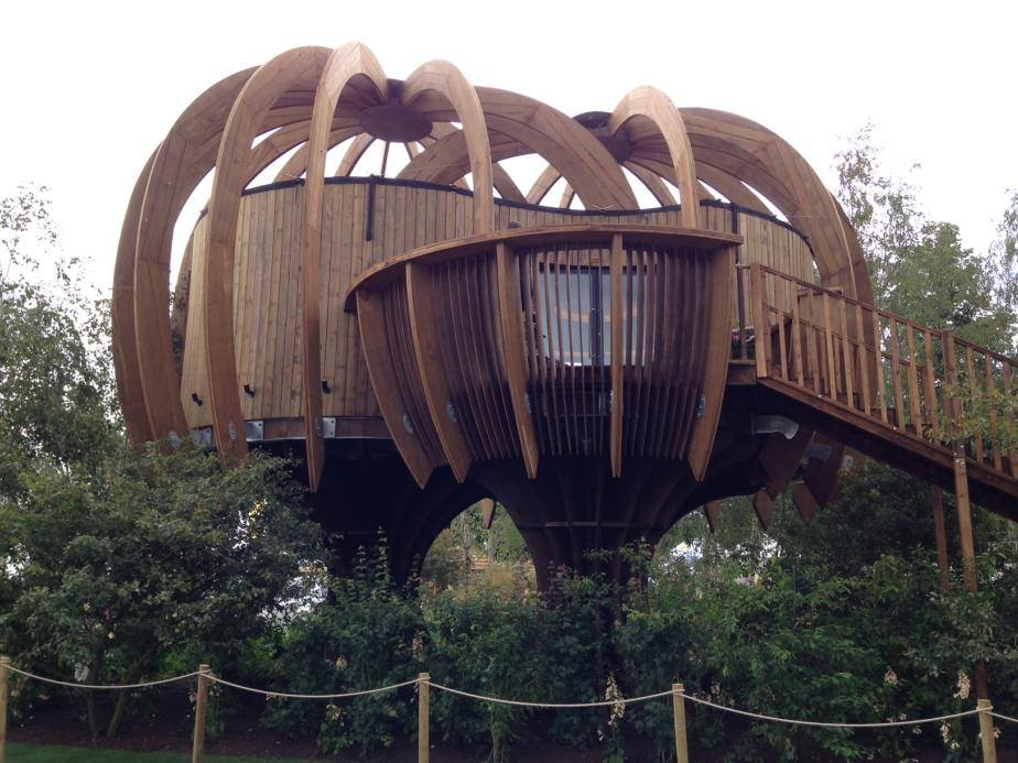 The Quiet Mark Treehouse And Garden By John Lewis The