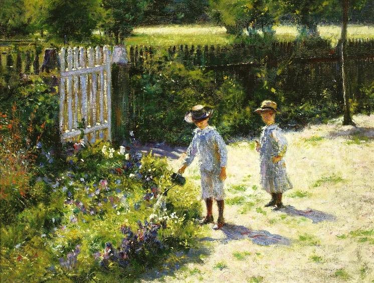 A Short History Of The English Garden The Garden