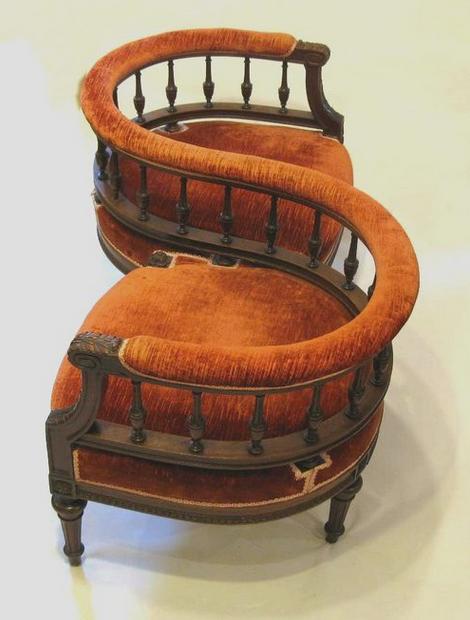 The Companion Seat