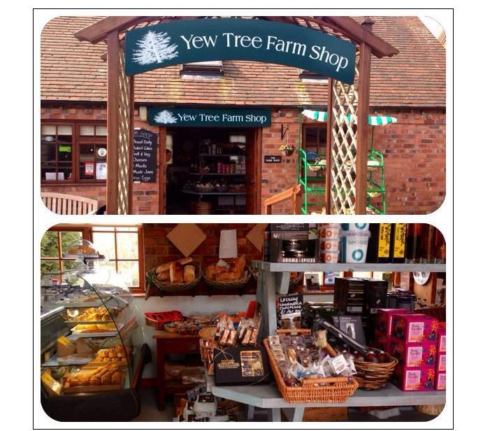 Farm Shop at Yew Tree Farm