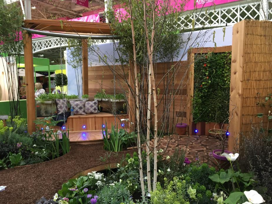 'Go with the Flow' at The Ideal Home Show
