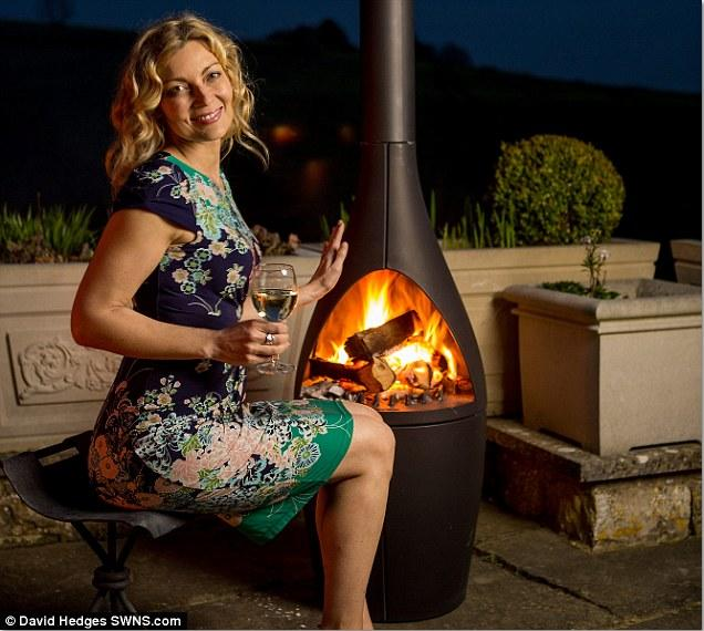 Alice Smellie reviews LED Patio Heater