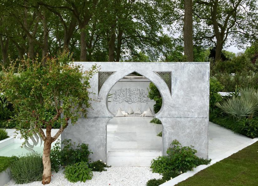 Islam inspired Garden
