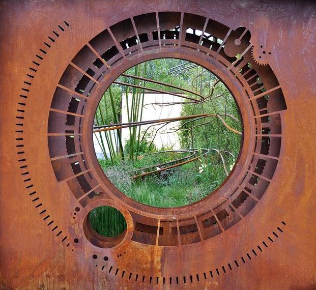 Dark Matter Garden at RHS Chelsea 2015