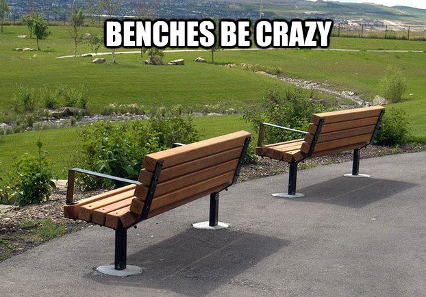 Unusual Benches From Around The World