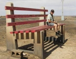Giant Benches