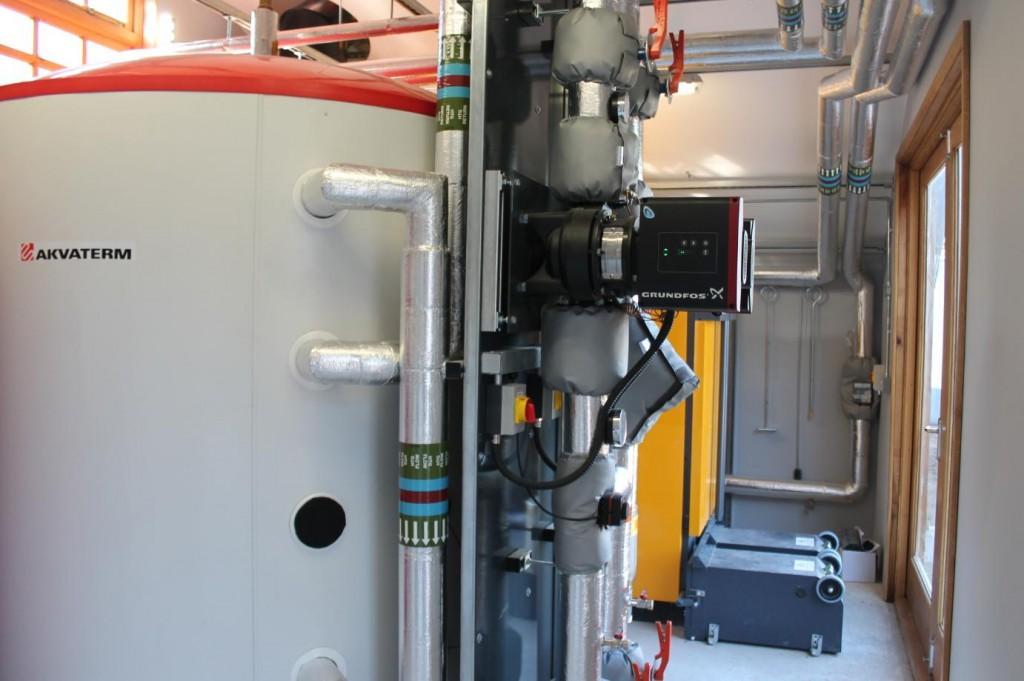 Biomass Unit