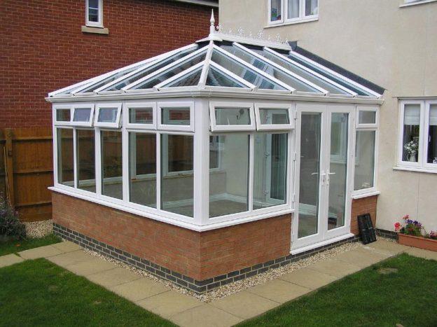 new-conservatory