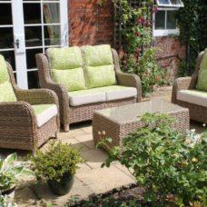 garden furniture for outdoor entertaining