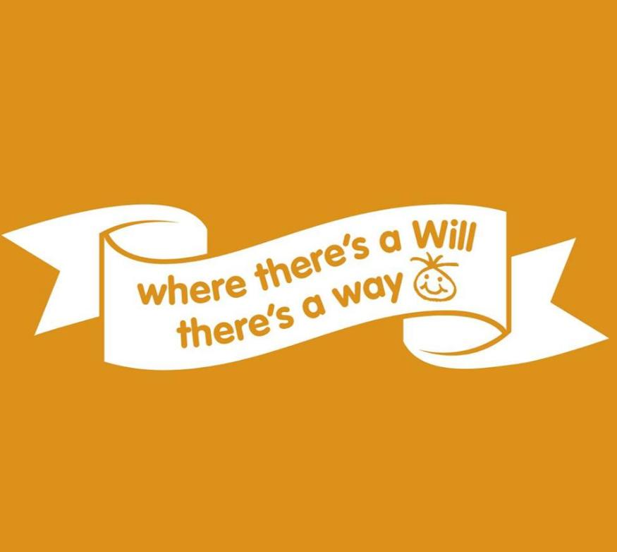 where there's a will there's a way for muscular dystrophy uk