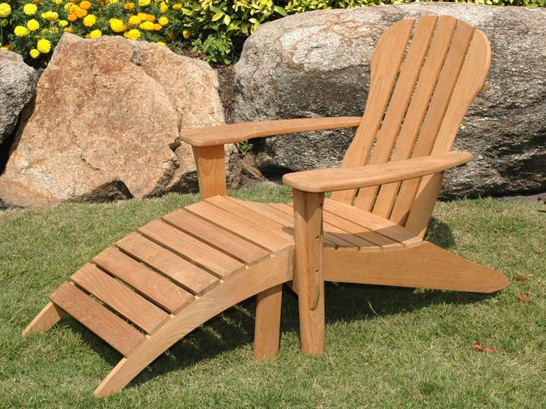 small chairs for small gardens