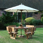 Add a parasol to complete the look