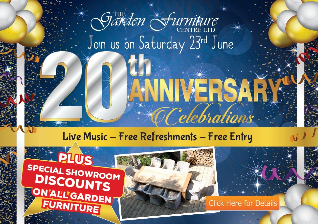 20th Anniversary Celebrations