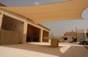 Shade Sails are great for commercial premises