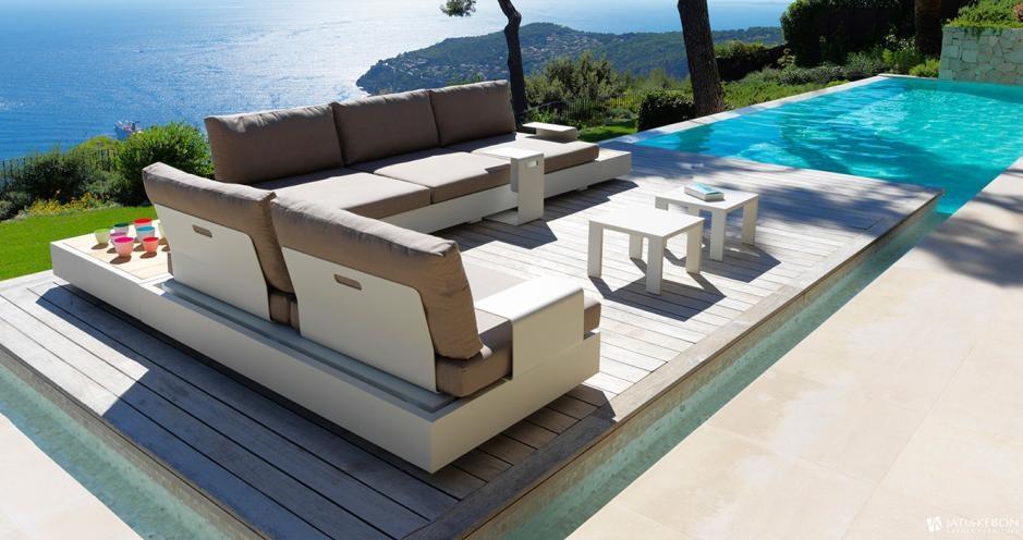 bari aluminium outdoor furniture