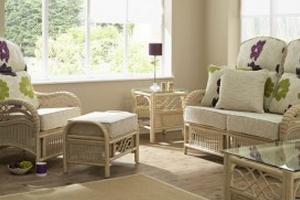Chatsworth Three Piece with a light and airy feel