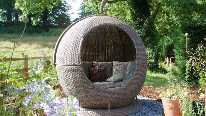 Our Furniture on ITV Love Your Garden