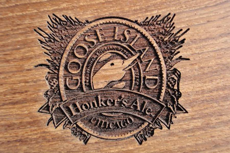 Bench Engraving adds character and style to your bench
