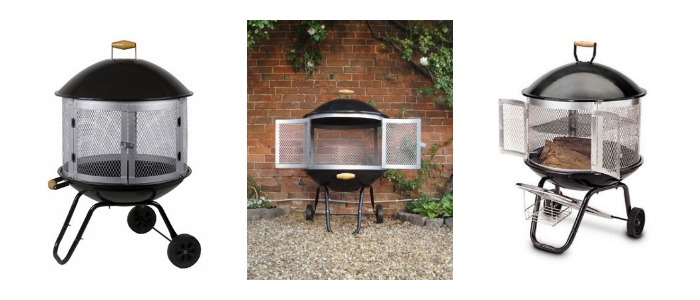 free outdoor firepit national bbq week