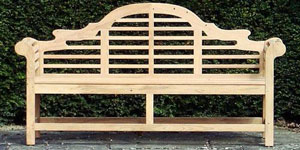 Edwin Lutyens Classic Design was origianally made in Oak Wood
