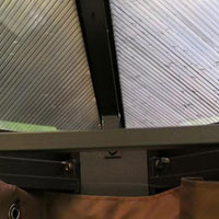 Smooth Curtain Runners and UV roof