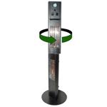 Heatwave Tower Heater from Kingdom Teak