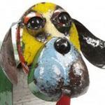 Harry the hound dog