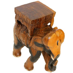 Amazingly detailed Elephant and Howdah Table