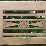 Java Antique Bench in reclaimed teak