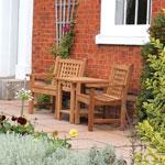 Kensington Duo Set in an English Garden